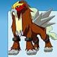 I am Entei
