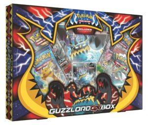 Pokémon TCG: Guzzlord-GX Box